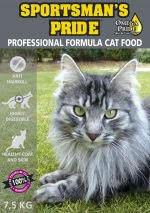 SP cat food